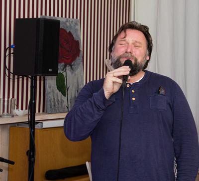 """Jörg Vriesen mit """"What A Wonderful World"""""""