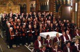 Blasorchester begleitet Festmesse