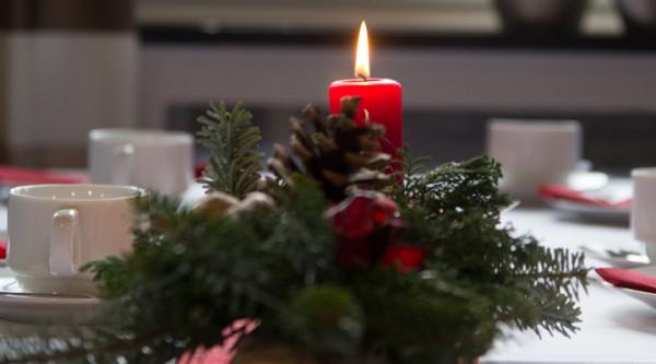 Adventsfeier der Vehlinger Senioren