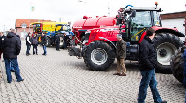 Frühlingsfest beim Agrar-Service Strauch