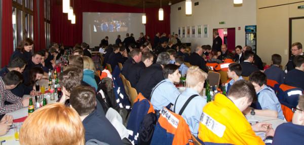 Kreisweiter Feuerwehrnachwuchs traf sich in Isselburg