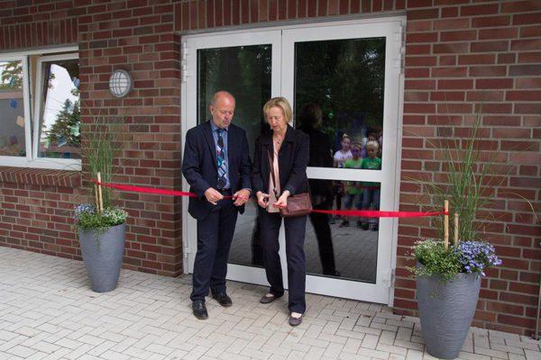 Neues OGS-Gebäude eröffnet
