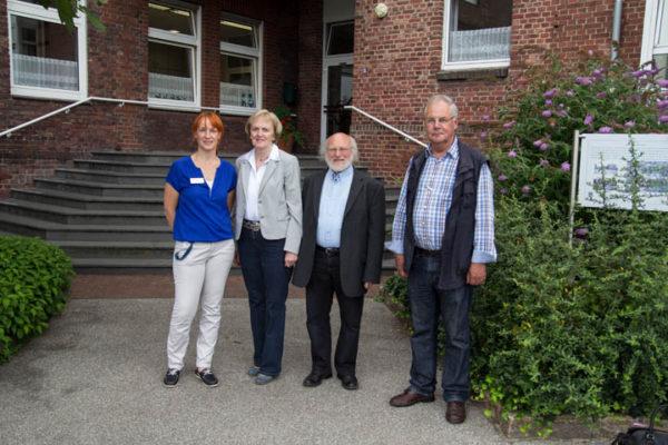 Isselburg erhielt Besuch aus dem Bundestag