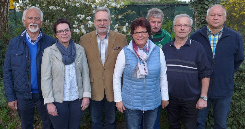 Werner Gerrissen ist neuer Vorsitzender beim Tennisclub Isselburg