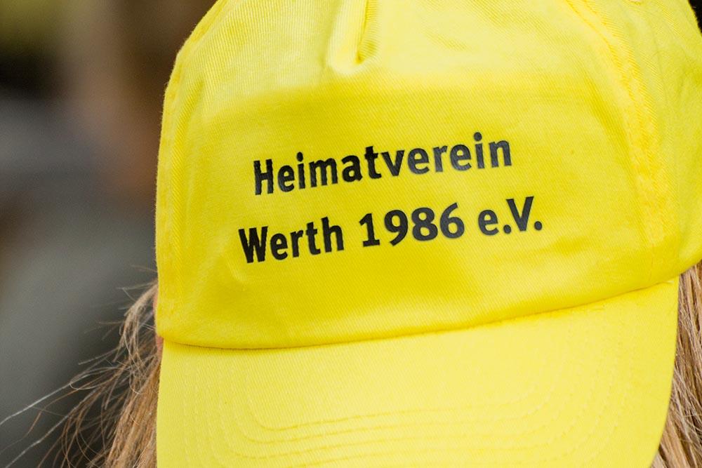 Werther Heimatverein feierte 30-jähriges Bestehen an der Turmwindmühle