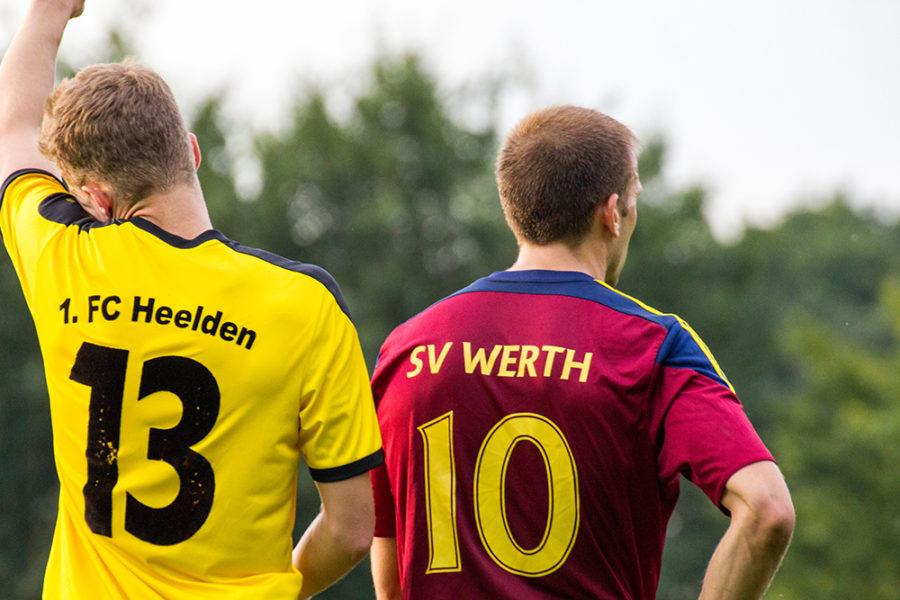 Stadtmeisterschaft - Westfalia gewinnt 7:0