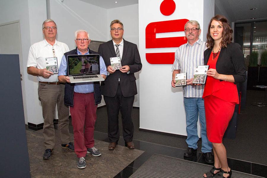Isselburg gestern und heute - Heimatkreis Isselburg produzierte DVD