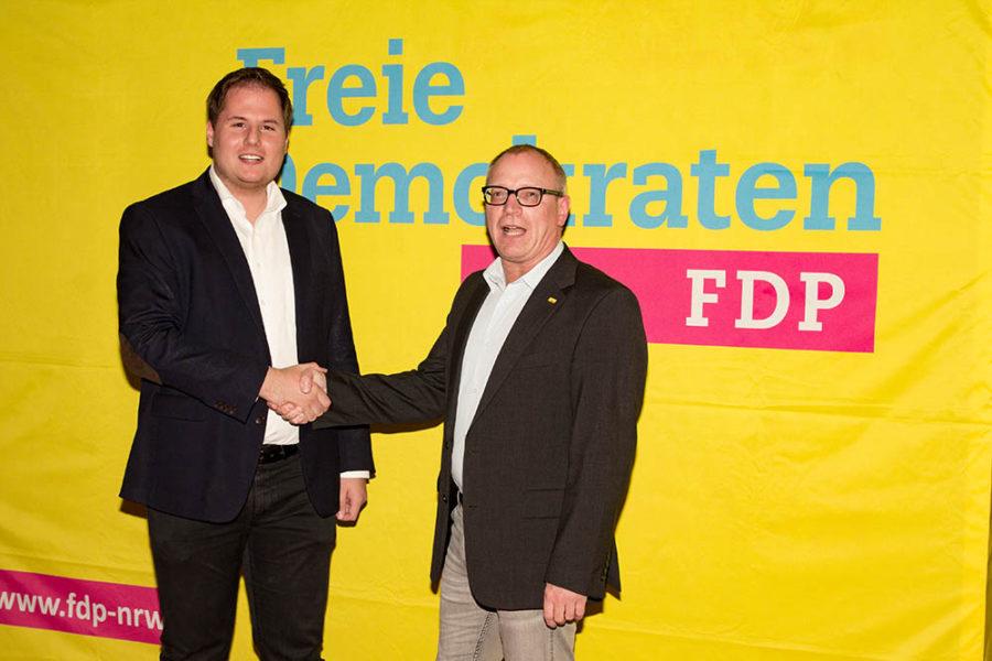 Johannes Epping geht für die FDP ins Rennen