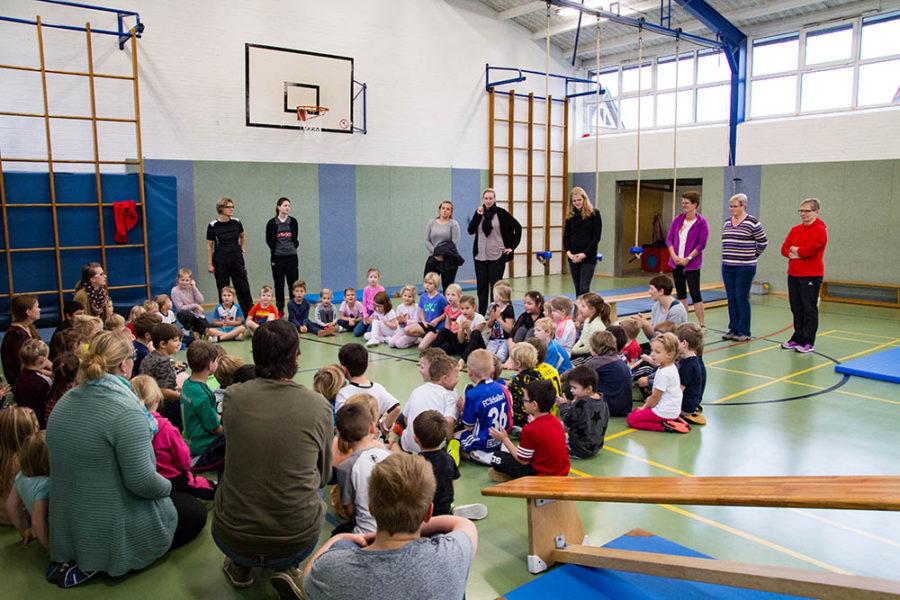 VfL Anholt profitiert von KSB-Förderung