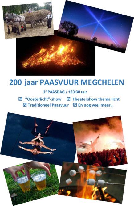 200 Jahre Osterfeuer in Megchelen