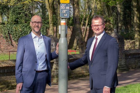 Mehr Licht, weniger Kosten - Straßenlaternen werden umgerüstet