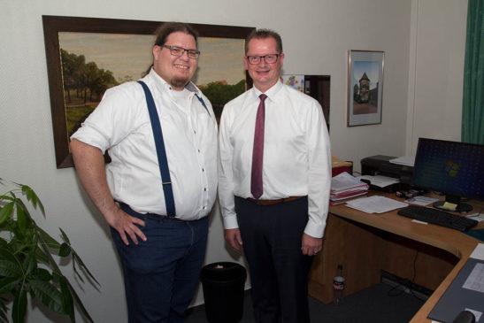 Dr. med. univ. Maurice Selhorst ist neuer Mediziner in Werth