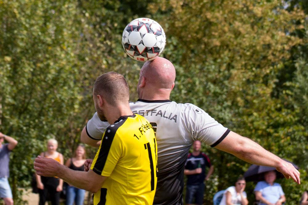 Westfalia Anholt ist neuer Fußball-Stadtmeister
