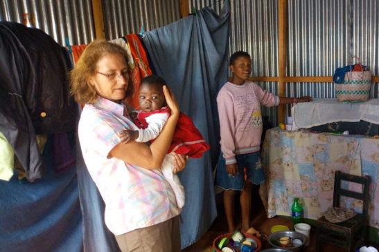 Kita-Vorschule-Grundschule - Nicole Visser hat noch viel vor in Kenia