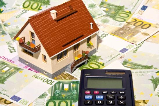 Geldgeschenke für Häuslebauer oder Käufer