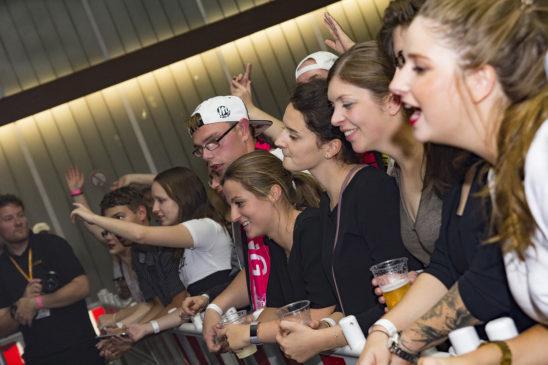 Party pur in der Werther Stadthalle