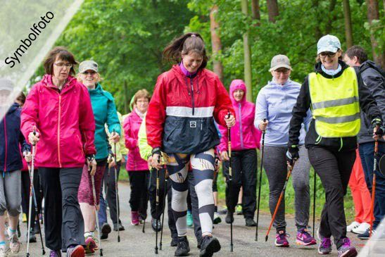Zusätzliche Walkingstunde beim VfL Anholt