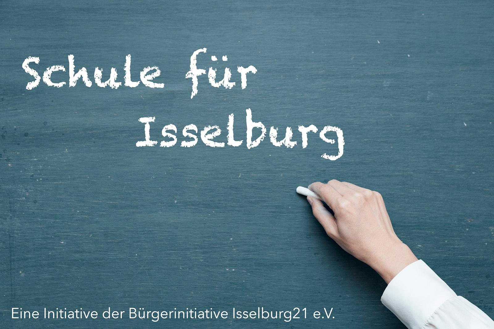 """Gemeinnütziger Verein """"Schule für Isselburg"""" soll am 7. März gegründet werden"""