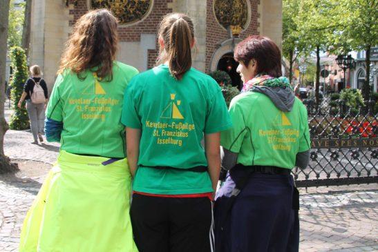 Kevelaer-Pilger starten am 7. September