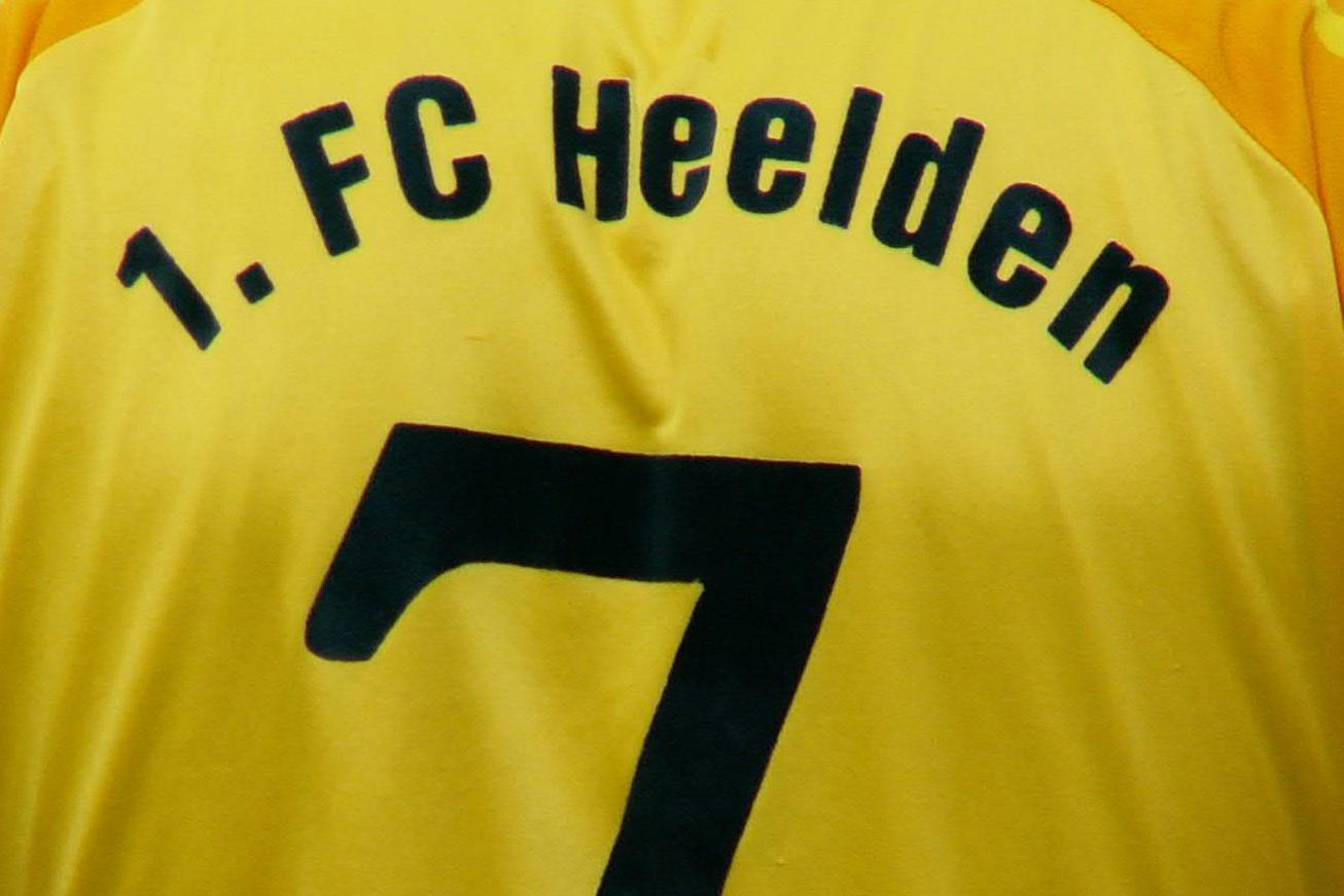 FC Heelden feiert sein 40-jähriges Bestehen