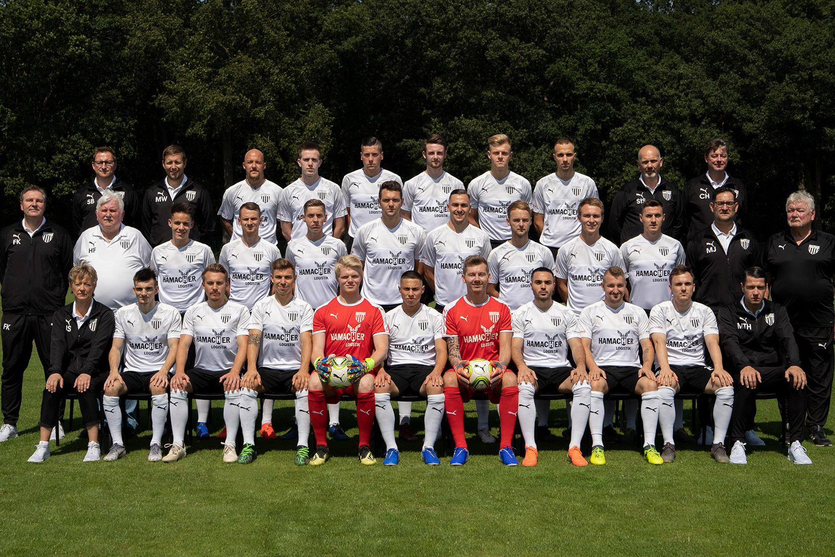 Verstärkte Stadtauswahl empfängt den 1.FC Bocholt