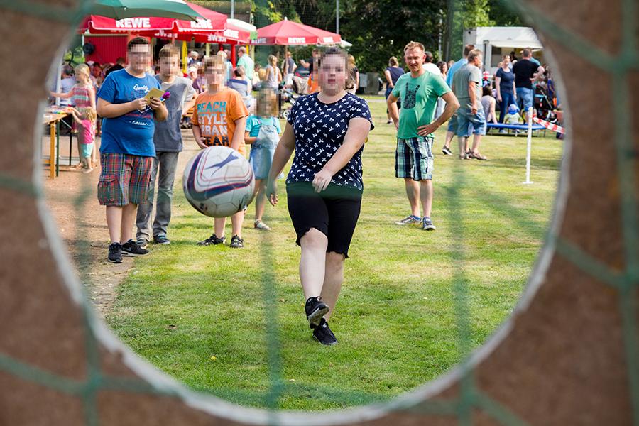 Kinderschützenfest in Vehlingen