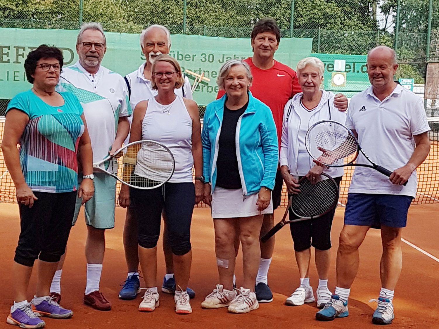 Tennisclub Isselburg beendet erfolgreiche Saison