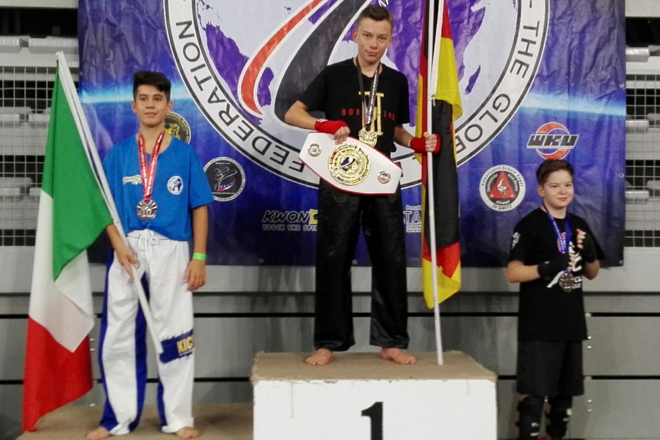 Teakwondo-Kämpfer kommen mit Medaillen aus Kroatien zurück