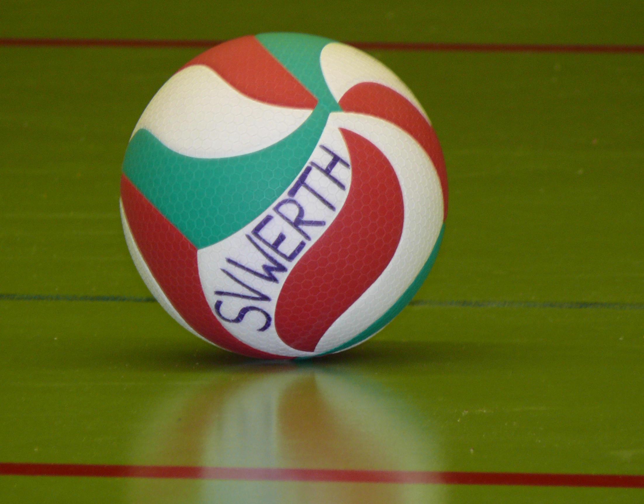 3. Volleyballdamen gewinnen Lokalderby