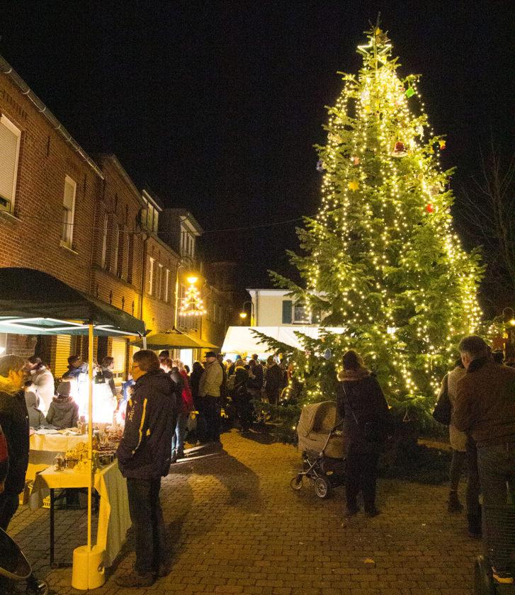 Ansturm zu den Adventsveranstaltungen in Isselburg und Anholt