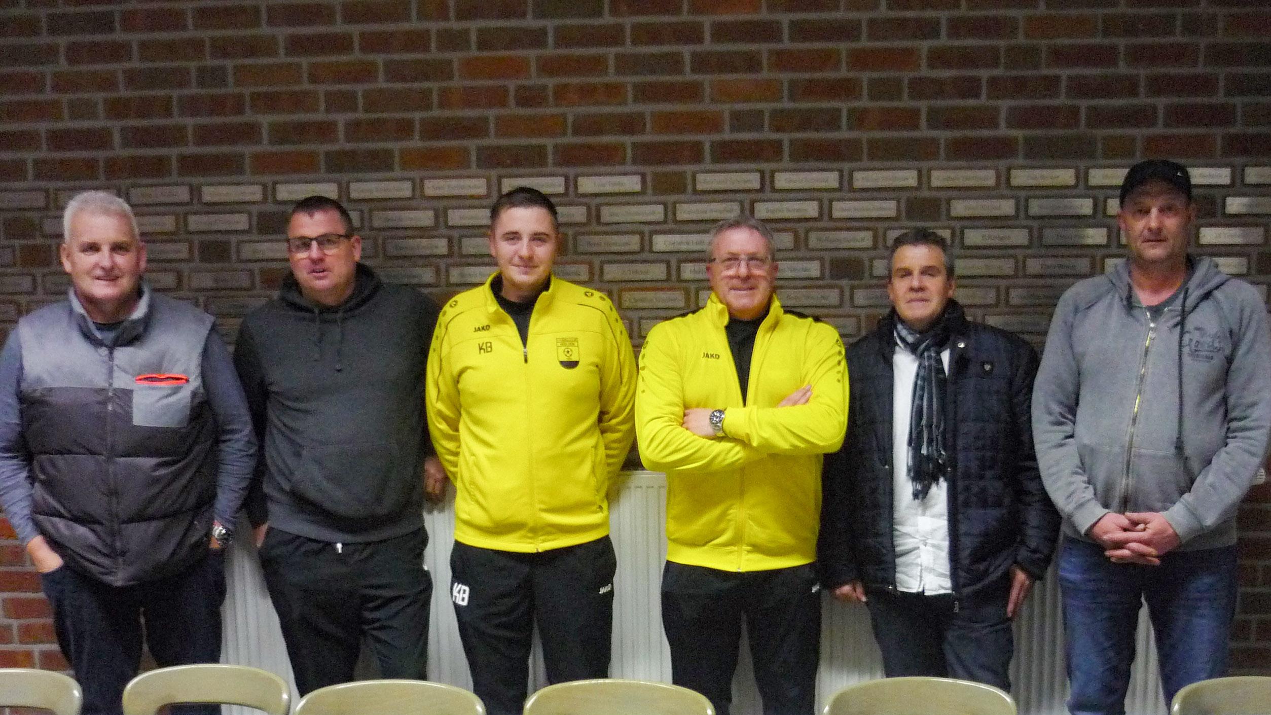 Interne Trainerlösung beim FC Heelden