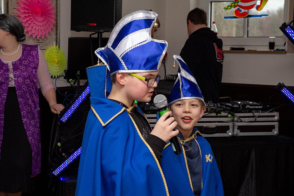 Vehlinger Kinder können Karneval