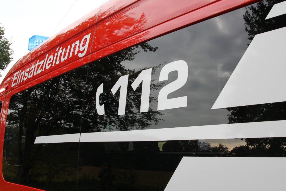 Die 112 ist ausschließlich für aktuelle Notfälle bestimmt