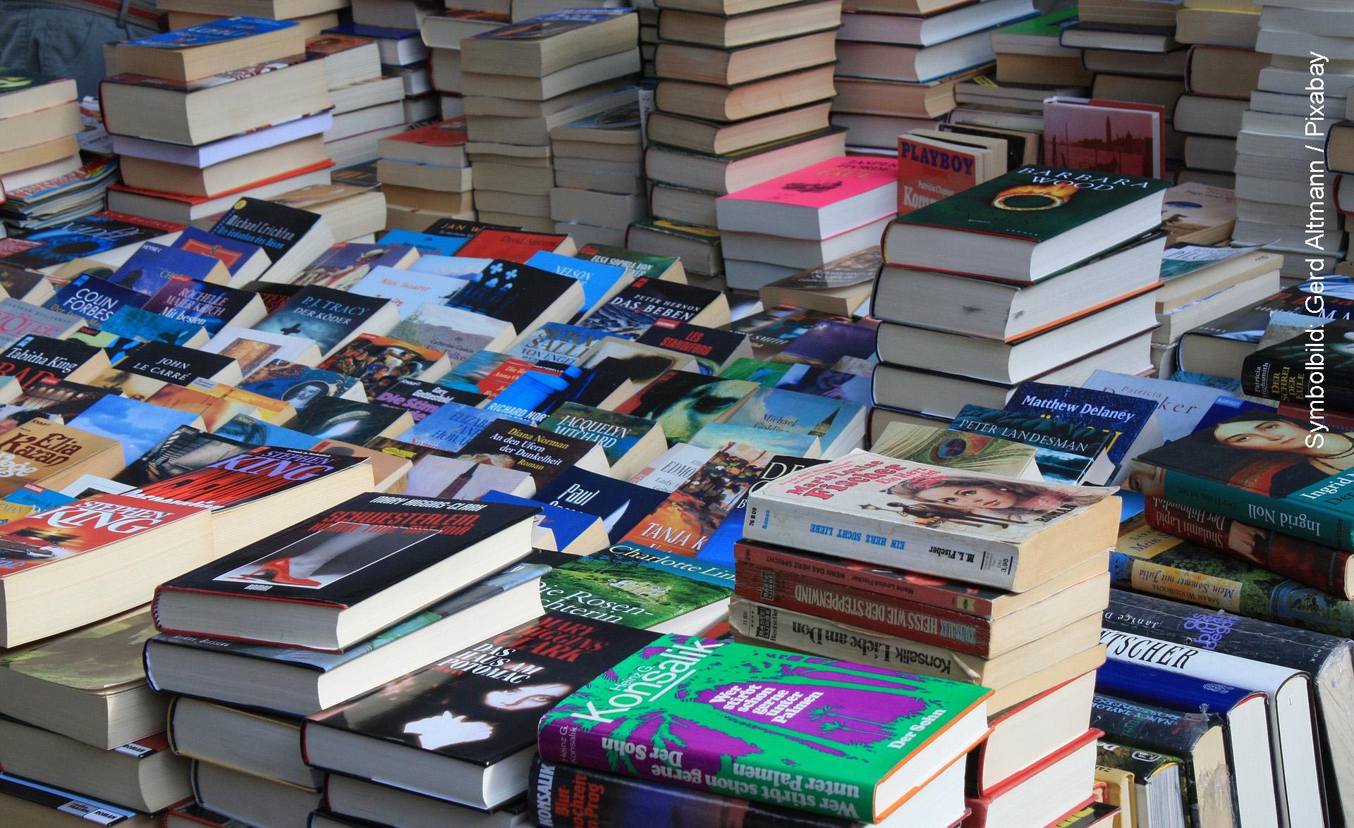 Erfreuliches für Werther Leseratten