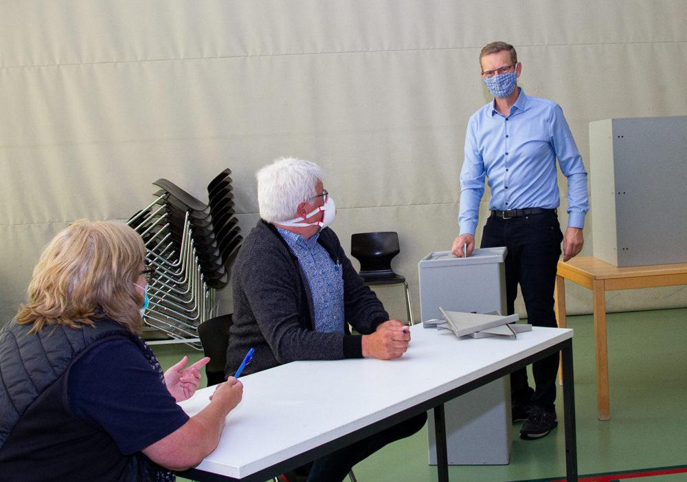 Isselburger CDU stellt Wahlkreiskandidaten vor
