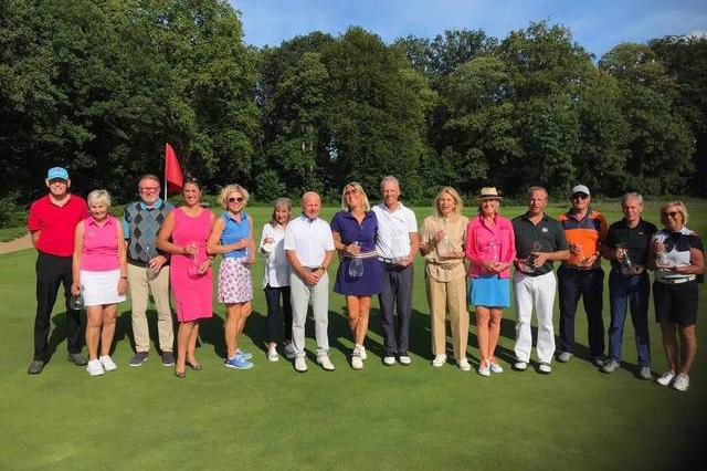 Anholter Golfclub ermittelte seine Clubmeister