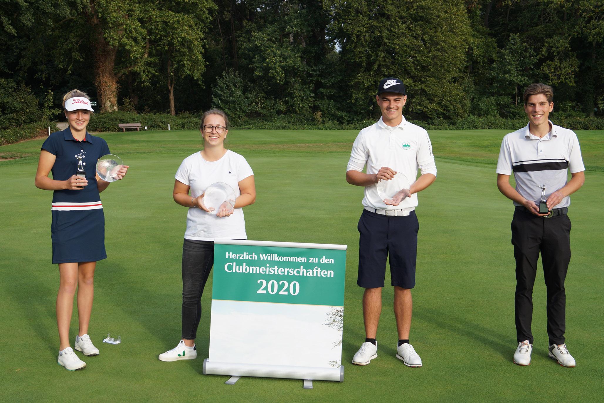 Anholter Golfer ermitteln ihre Clubmeister