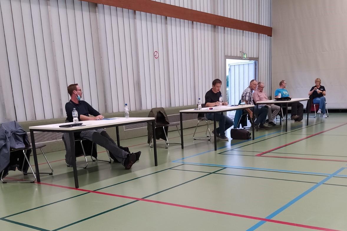 Jahreshauptversammlung beim SV Werth wurde in der Stadthalle abgehalten