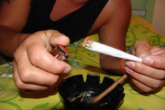 20-Jähriger hatte Marihuana im Auto und wohl auch konsumiert