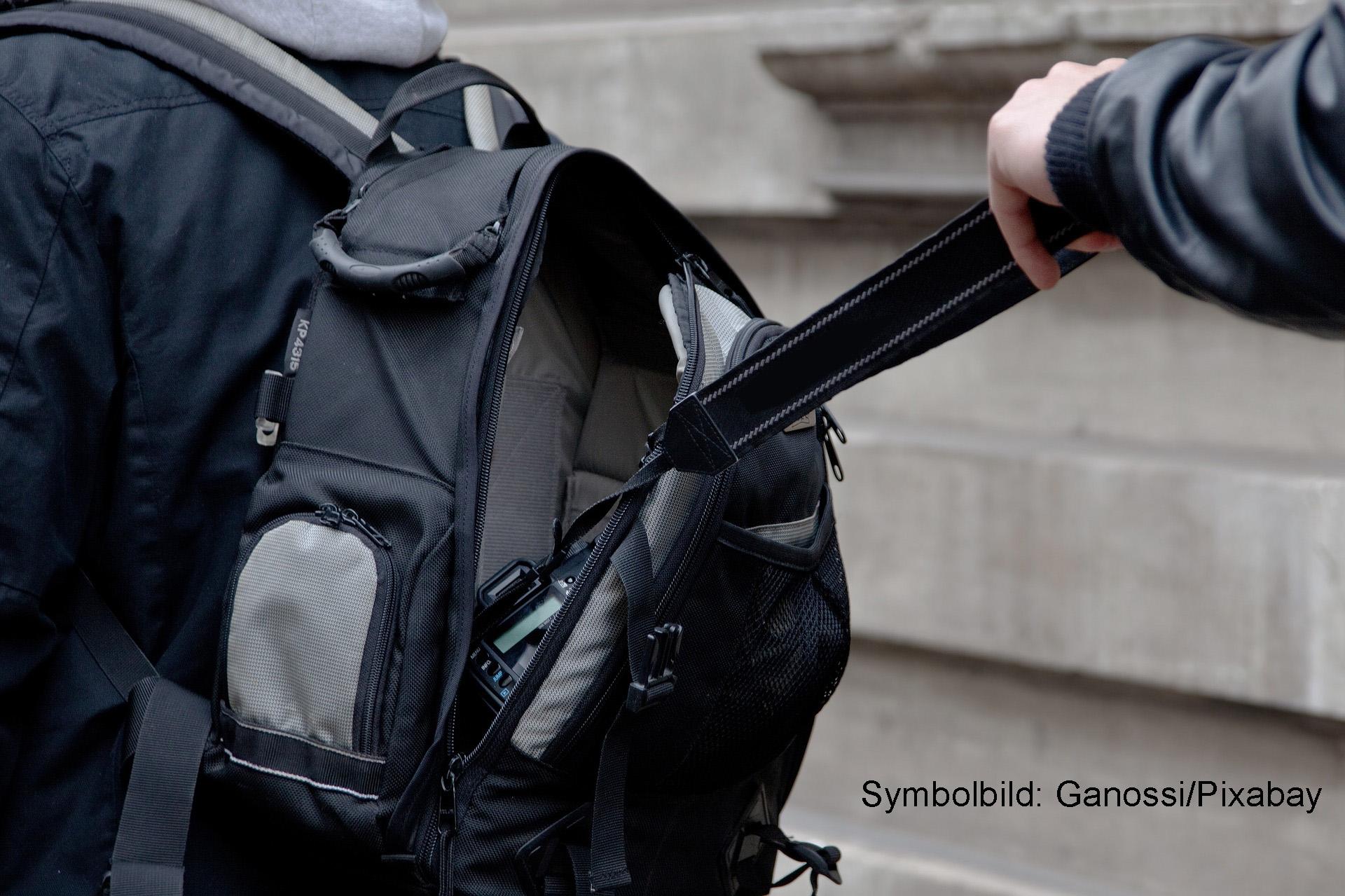 Niederländerin wurde Opfer von einem Taschendieb