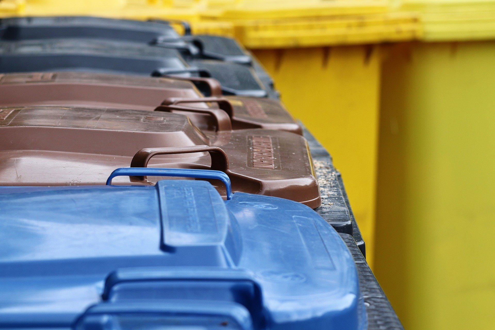 2021 steigen die Abfallgebühren