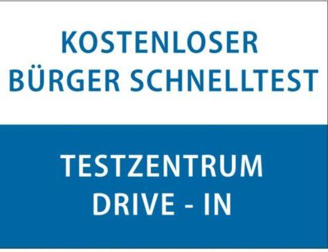 """-Update- Ab Donnerstag wird auch in Heelden auf dem """"Langenhorst-Parkplatz"""" getestet"""