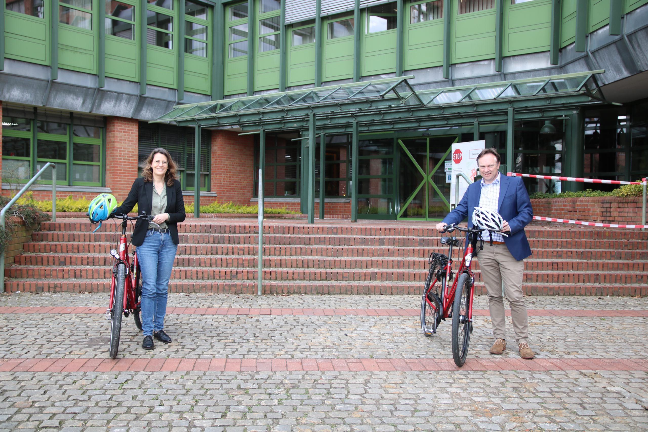 Isselburg macht mit beim Stadtradeln
